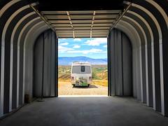 Arizona Camper RV Shed