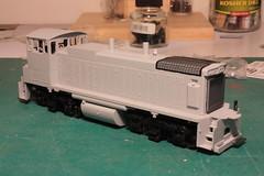 EX-RDG 2780 (Set and Centered) Tags: railroad scale train model modeling company atlas ho 187 cr conrail railroading emd