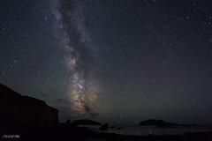Milky way (riccardocrivellari) Tags: ocean ireland sky night way stars star long expo milky