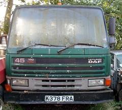 1992 LEYLAND 45 K378FRA (Midlands Vehicle Photographer.) Tags: 45 1992 leyland k378fra