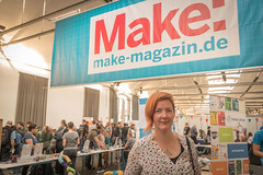 Maker Faire Berlin Day 1
