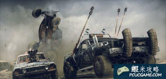 瘋狂麥斯 Mad Max TAB鍵跳出解決方法