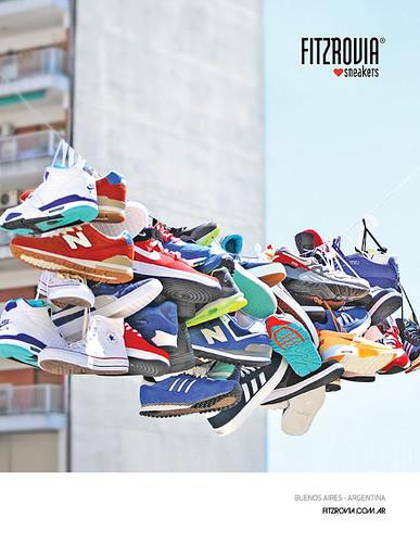 Fitzrovia ? Sneakers III