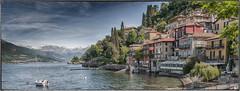 Lago de Como (alopezca37) Tags: italy lake como landscape lago italia paisaje