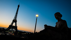 The Eiffel Tower Got A Friend (Nell's Journey) Tags: paris eiffeltower trocadero learningphotography aljphoto crd45