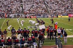 Mecz footbolu amerykańskiego | American football match