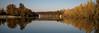 Autunno sul fiume...... azzurro (albi_tai) Tags: bridge panorama water river landscape mirror reflex ticino nikon colore fiume ponte giallo frame d750 movimento acqua autunno rosso azzurro specchio riflesso mosso metallo lungaesposizione lte fiumeazzurro pontedioleggio tempilunghi albitai nikond750 albimont