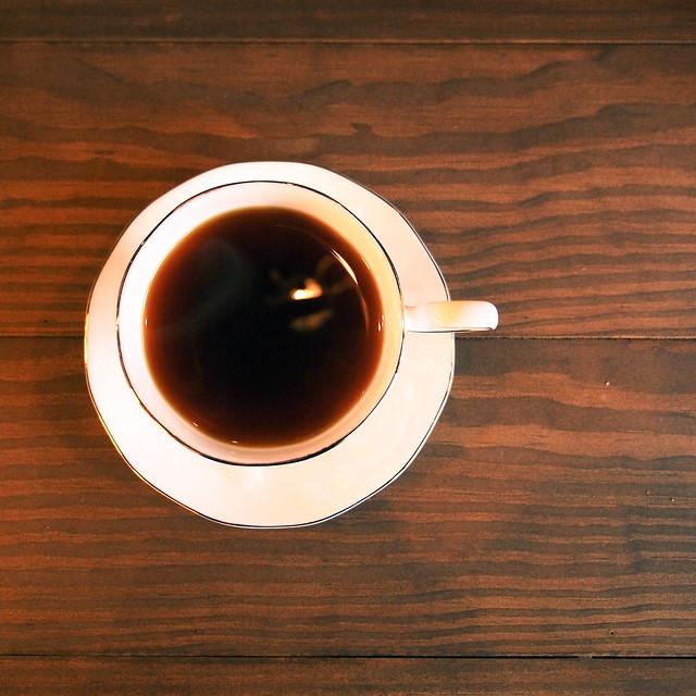 台北 中山–做咖啡,有時是孤單的–頓益咖啡匠