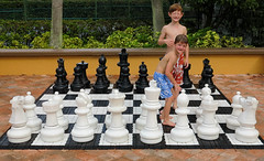 Cheesey Chess (babyfella2007) Tags: world ocean bridge boy red jason man game beach sc halloween pool architecture port swimming carson hair wonder hotel child florida grant room pirates south flight young michelle chess royal haunted suit taylor carolina works mansion beaufort gladiator diseny