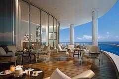Проект отеля Ritz-Carlton в Майами от Arquitectonica