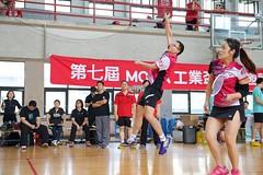 7thMoxaBadmintonIndustrialCup147 (Josh Pao) Tags: badminton 師大附中 羽球 大安站 moxa 第七屆 邀請賽 艾訊 四零四 axiomtek 工業盃 工業電腦盃