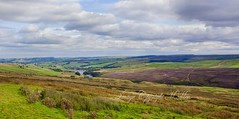 Yorkshire landscape. (nondesigner59) Tags: nature landscape archives westyorkshire holmfirth digleyreservoir eos50d a635 nondesigner nd59 copyrightmmee