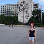 Plaza de la Revolución in Havanna