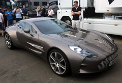 Aston Martin One-77 (2009) (racingwinston) Tags: astonmartin astonmartinone77