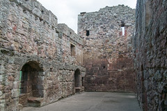 Great hall, Hailes Castle (wwshack) Tags: lothians historicscotland hailescastle