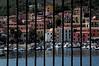 Rio Marina. (LucaBertolotti) Tags: riomarina elba isoladelba toscana italia italy world stripes vertical strisce port porto boats barche town landscape