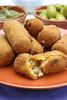 Turkey & Ham Croquetas (The Artisan Food Trail) Tags: theartisanfoodtrail recipe recipes maincourse turkey leftovers christmas poultry croquetas tapas spanish