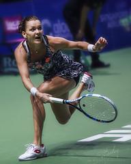 AGNIESZKA RADWANSKA (REVIT PHOTO'S) Tags: winner alt agnieszkaradwanska wta wtafinalsingapore women actionshot tennis