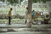 Stop and Go Chicken Market (Jim.J.H) Tags: chicken beijing china streetvendor