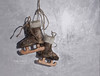 One kind word can warm three winter months. (z_a_r_a) Tags: skates still life snow xmas ice white d750 nikon 50mm f14 sigma holidays winter