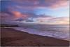 SUN RISE OVER THE PIER SOUTH BEACH DEC 2016 FACEBOOK (philipmaeve12) Tags: arklow south beach sunrise