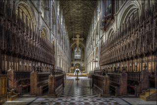 Peterborough Cathedral 18