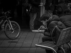_DSC2158 (i.karaoglan) Tags: blackandwhite people würzburg wuerzburg street
