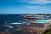 continental pool_1612.jpg (ImaginingsLifeImages) Tags: wollongong boatharbour scenes australia buildings boats illawarra nsw continentalpool places lights manmade wave lighthouse boat transport water harbour seaside