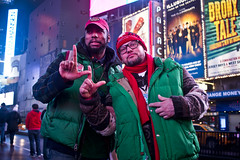 Two L's Up (Brotha Chris) Tags: event eventphotographer photoart polo hiphop culture love art style 42ndstreet 42nd timessquare nyc midtown manhattan portrait portraiture canon outdoor outdoors rap fly goose clothes ralphlauren lauren horse gathering