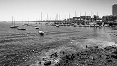 Lewis Wharf (Marcel Weichert) Tags: atlanticocean boat boston mar marina oceanoatlântico sailingboat sea usa massachusetts unitedstates us