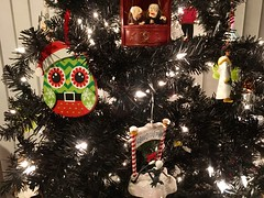 And So This Is Christmas! (Polterguy30) Tags: christmasdecorations christmasornaments nightmarebeforechristmas muppets christmaslights christmastree christmas