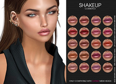Promo (Shakeup!) Tags: secondlife shakeup catwa meshhead applier
