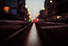 butterfly (ewitsoe) Tags: bokeh dof perception butterfly bokehlights street level floor rail lines jezyce poznan poalnd nikond80 ewitsoe neighborhood waling lights distance city citylights urban life