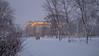 Winter in the city (pilot3ddd) Tags: stpetersburg aviatorspark winter bluehour citylights olympuspenepl7 panasoniclumixg20mmf17