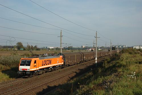 Locon 502 (189 821-2). Asten-Fisching 06-10-2014