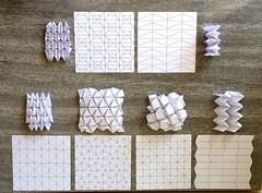 Crease Patterns (Sat Teixeira) Tags: origami crease pattern dobradura papiroflexia dobra fold 折り紙 おりがみ paperfolding paper art