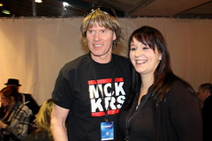 Steffka und Mickie Krause