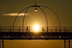 Hometime (Joe Hayhurst) Tags: lancashire landscape merseyside southport sunset