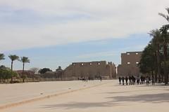 Karnak Tempel Ägypten (rikawaechter) Tags: karnak tempel luxor ägypten reisen steine alt sehenswürdigkeit heiligtum touristen touristik wüste reise