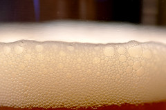 Friday night suds (Compostition) Tags: beer head foam bubbles macro 20 depthoffield
