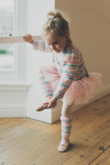 Jazzy Ballet (BennyCrispin) Tags: ballet portrait love nikon nikonphotography beautiful family girl