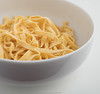 Fresh tagliatelle in bowl. (annick vanderschelden) Tags: emiliaromagna italiancuisine italy marche sicily baking blue boiling bowl cereals cooked cut dish dough dried durum egg eggpasta eggs flat flour food fresh grains long noodle pasta pastafresca pastasecca pointofview porous ribbons rough semolina shapes staplefood tagliatelle tagliolini traditional unleavened water wheatflour white yellow
