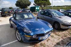 Dix Mille Tours 2013 - BMW Z8 (Deux-Chevrons.com) Tags: bmwz8 bmw z8 car coche voiture auto automobile automotive oldtimer classic classique ancienne collection collectible collector vintage lecastellet dixmilletours 2013