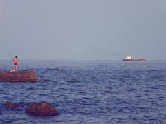 # # # # #ficherman #blacksea #ship (svetpress) Tags: ship blacksea    ficherman