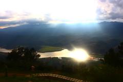 Sunset @ Lang Biang Mt - Da Lat - Vietnam (nguyentongcuong1901) Tags: travel sunset sky cloud mountain nature canon landscape outdoor vietnam dalat canondslr langbiang canon700d
