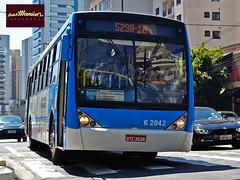 6 2042 Tupi (busManaCo) Tags: bus buses nibus  autobs    avtobus  busmanaco nikond3100 ibhasi