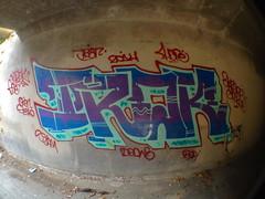 irok (always_exploring) Tags: graffiti ase irok bayareagraffiti