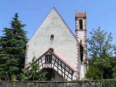 SK_2009-05-23_PICT6162 (Stephan_66) Tags: kirche jakobsweg jakobusweg hausach kinzigtal hausacherdorfkirche