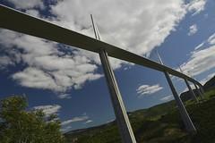 Viaduc de Millau (Michel Seguret Thanks for 12,3 M views !!!) Tags: bridge france nikon september viaduct pont septembre millau d800 viaduc causse aveyron ouvrage rouergue michelseguret