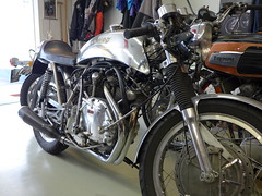 Egli Vincent B Cafe Racer 1000cc OHV (Michel 67) Tags: classic vintage motorbike moto motorcycle caferacer ancienne motocicleta motorrad motocicletta motociclette classik